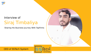 interview with siraj timbaliya 390 by 260